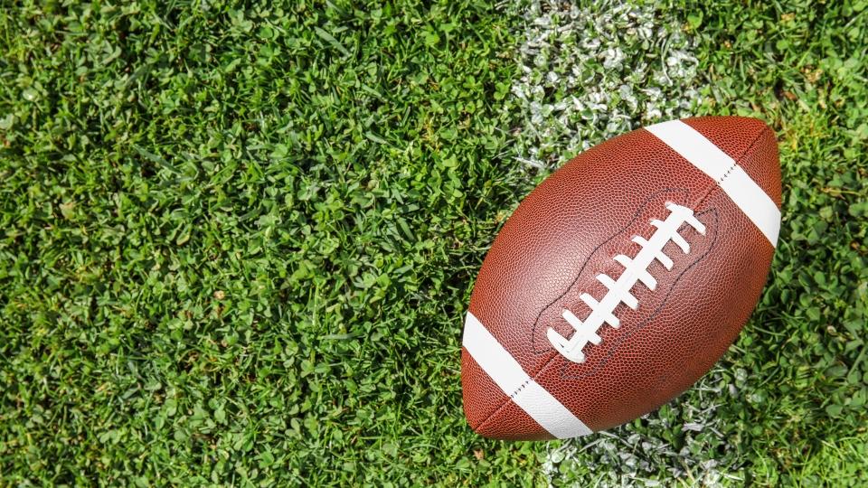 Football, football field, sports