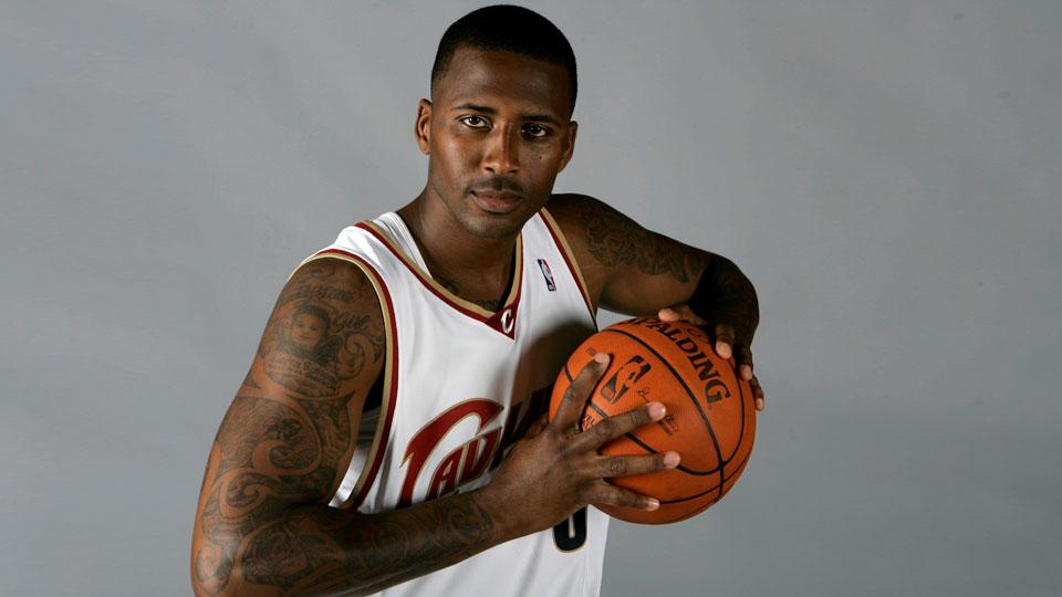Former Cleveland Cavaliers' Lorenzen Wright
