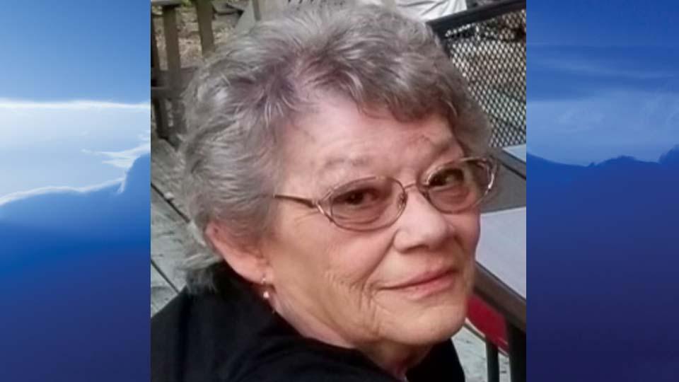 Gloria Jean Pitzer, Cortland, Ohio - obit