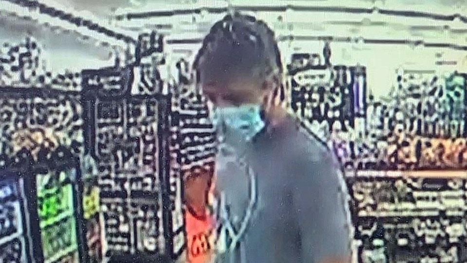 Greenville theft suspect