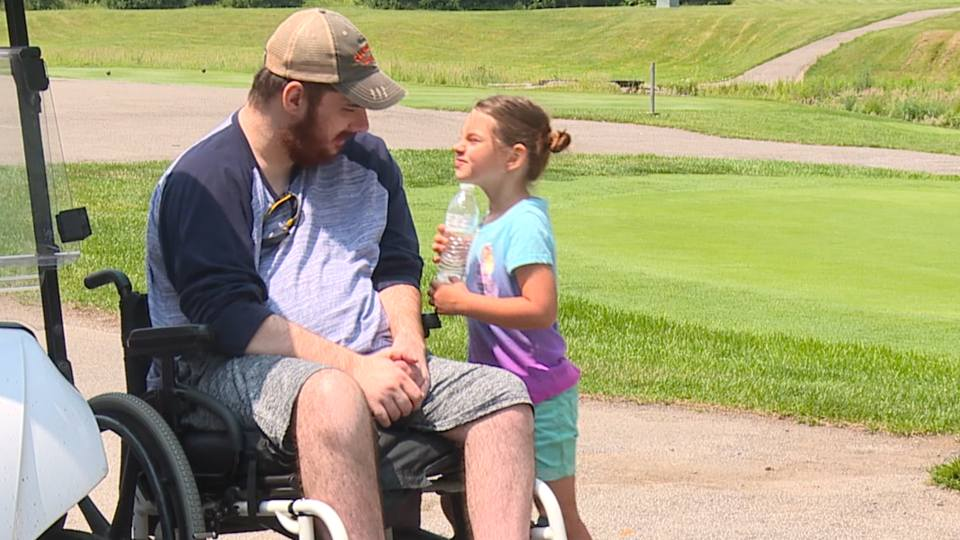On Saturday, the annual Hacker Classic Golf Outing was held at Pine Lakes Golf Course in Hubbard.