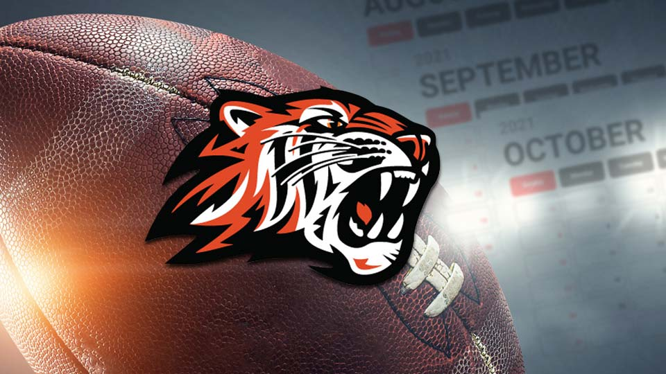Howland Tigers High School Football Schedule