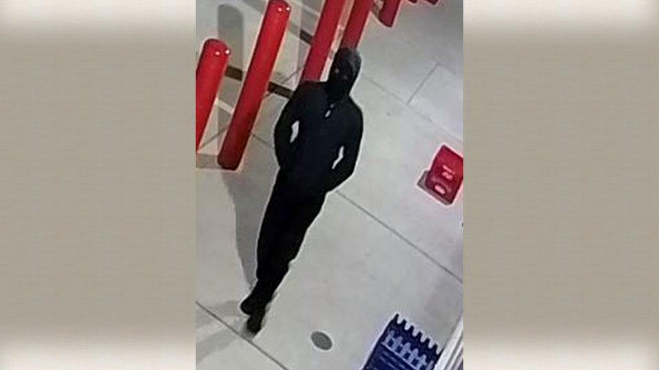 Hubbard Circle K robbery suspect