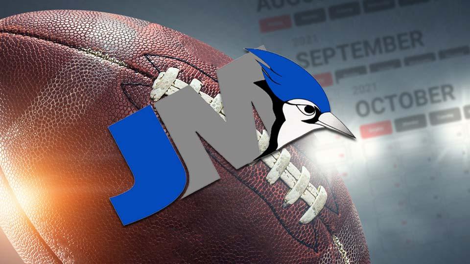 Jackson-Milton Blue Jays High School Football Schedule