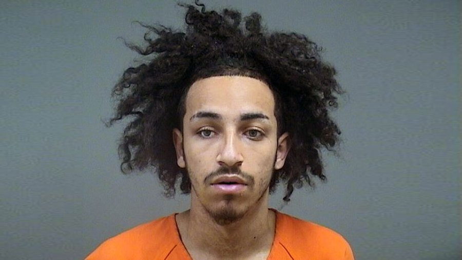 Jerome Williams ,charged with attempted murder in Youngstown.