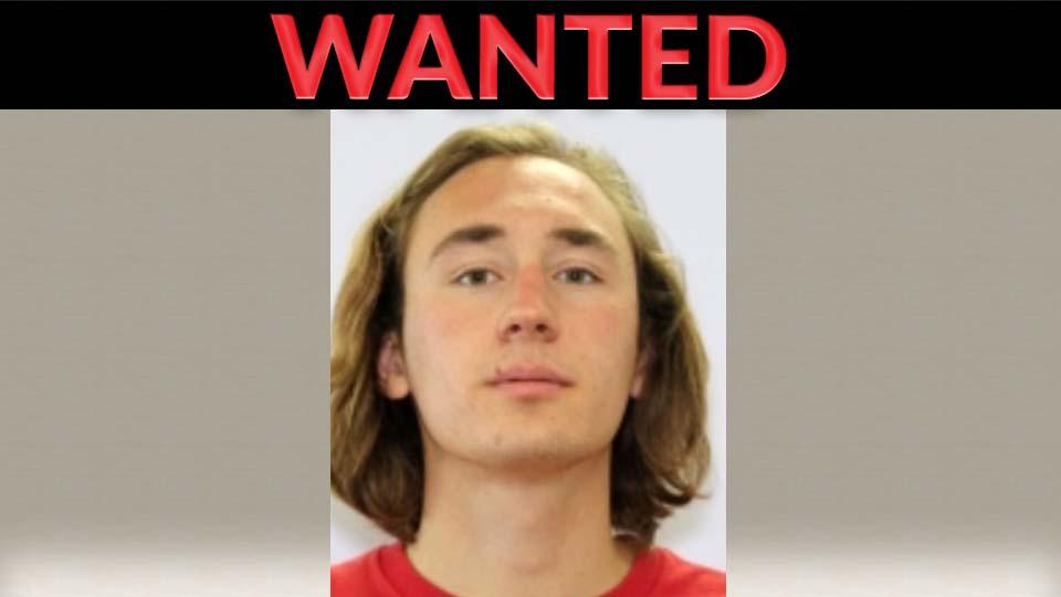John Krane, wanted, Solon, manufacturing pipe bomb
