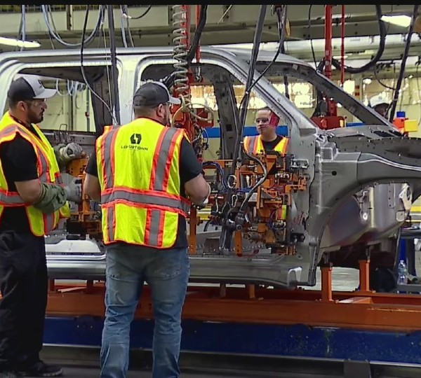 Lordstown Motors Endurance production