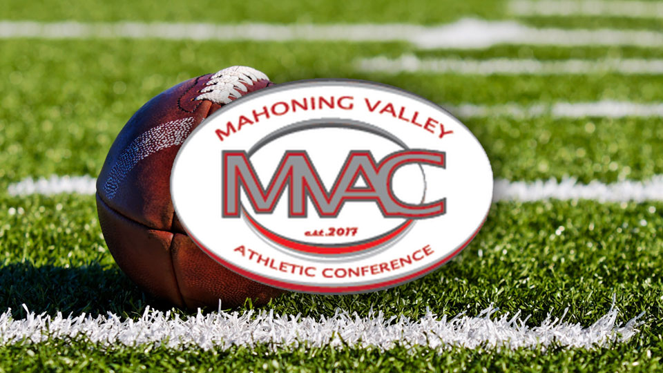 Mahoning Valley Athletic Conference, (MVAC), High School Football