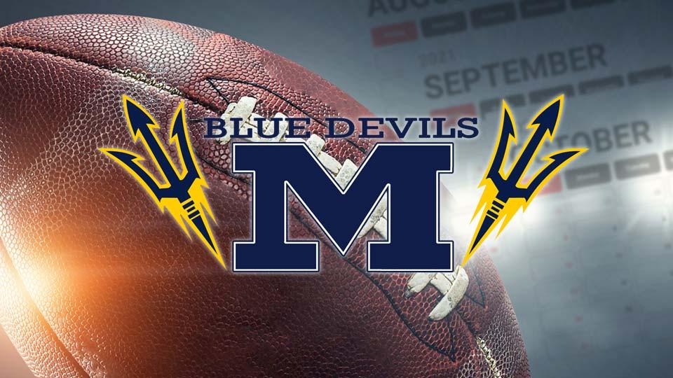 McDonald Blue Devils High School Football Schedule