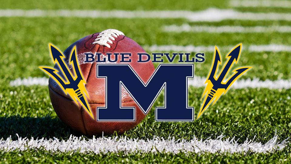 McDonald Blue Devils, High School Football