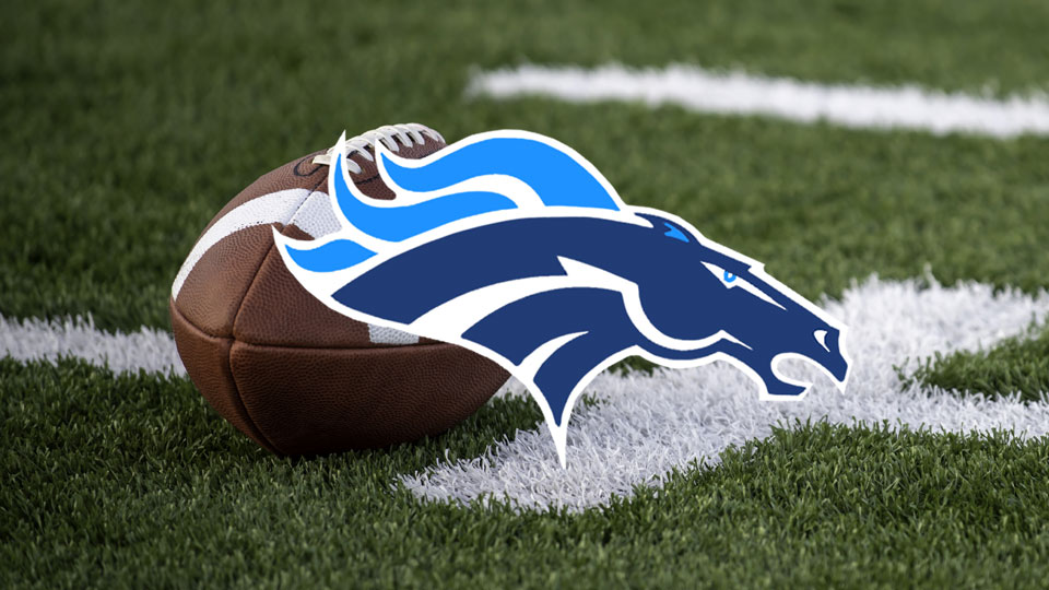 Mercer Mustangs, High School Football