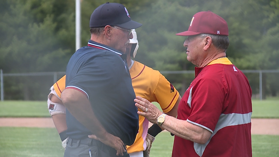 Mooney baseball coach Al Francischelli