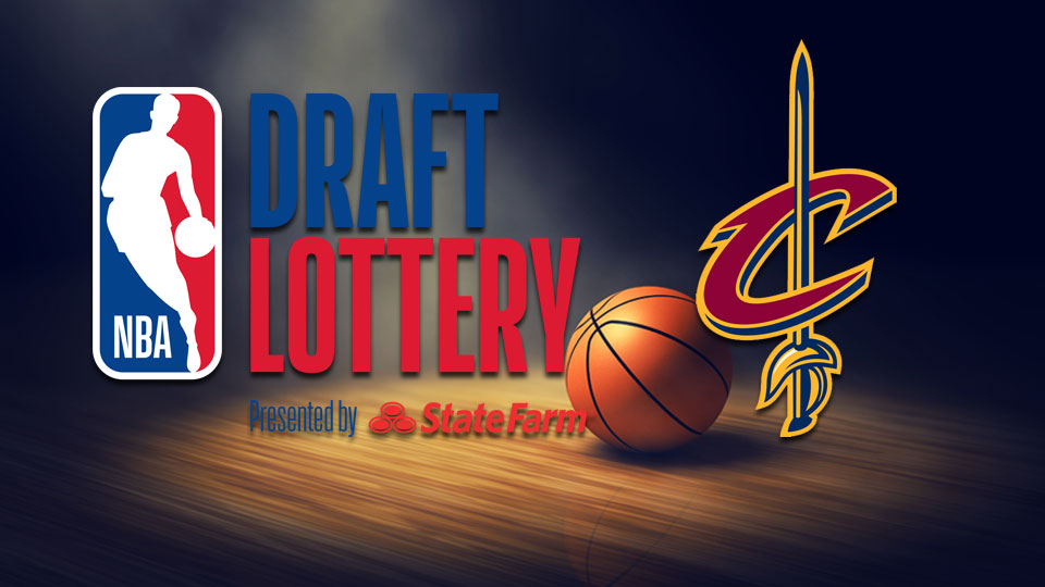 NBA Draft Lottery Cleveland Cavaliers basketball