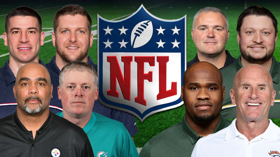 NFL Coaches, local roots