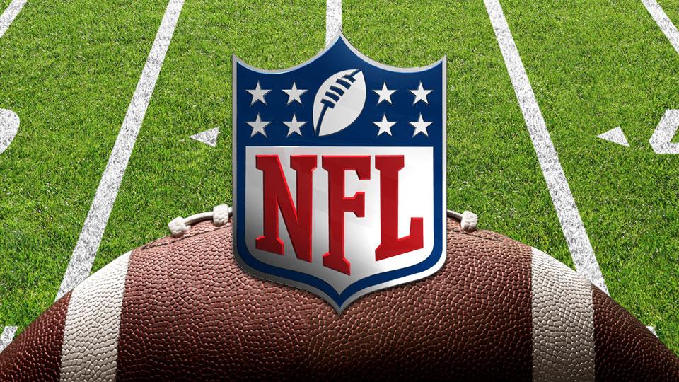 NFL Football Logo, generic