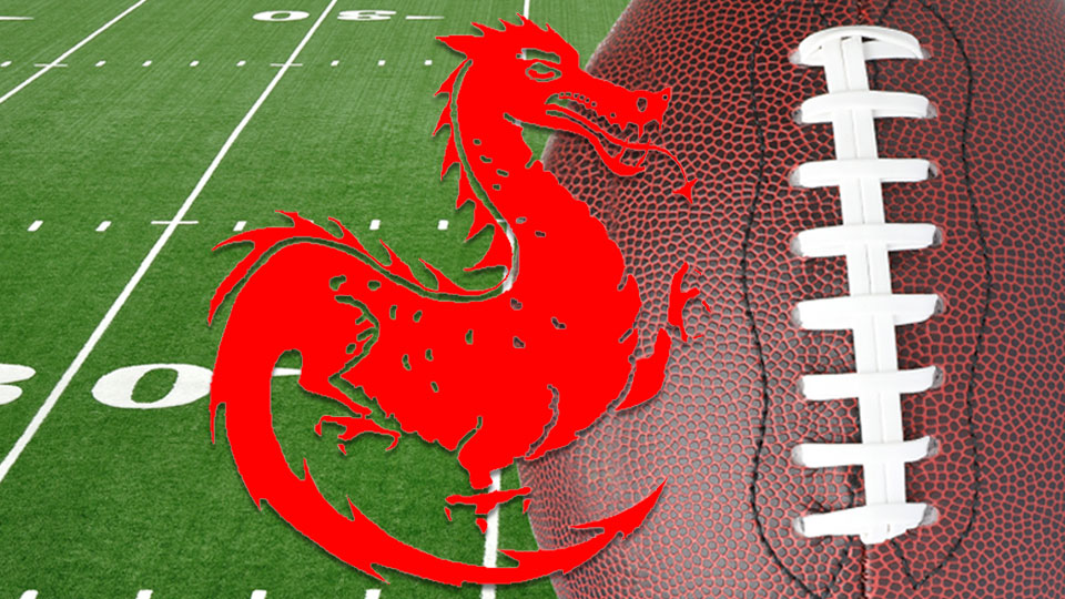 Niles Red Dragons, High School Football