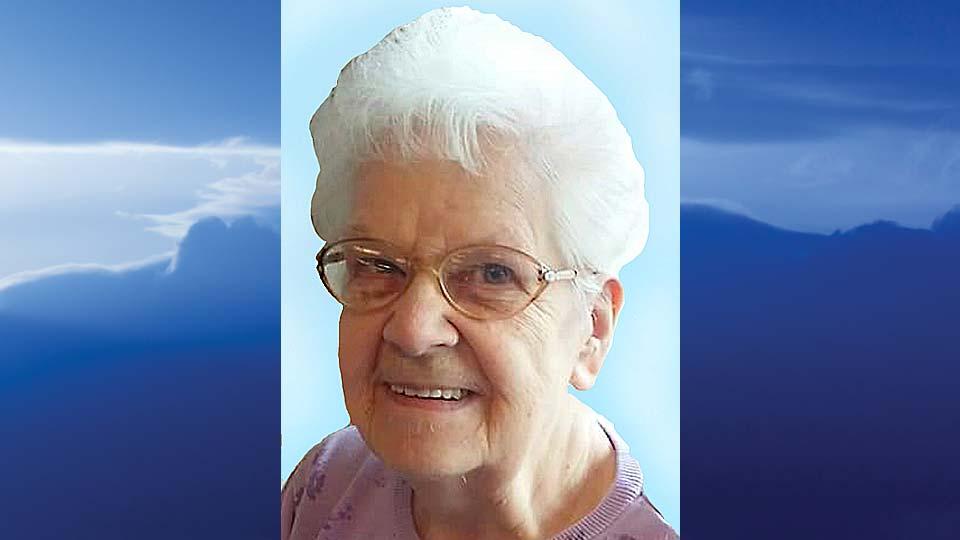 Norma Taylor, Salem, Ohio-obit