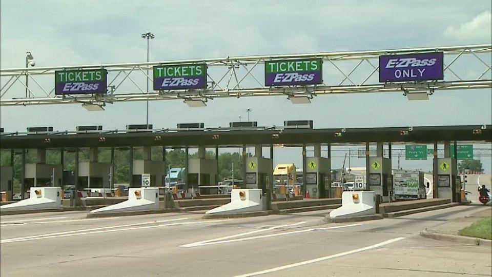 Ohio Turnpike tolls and EZ pass