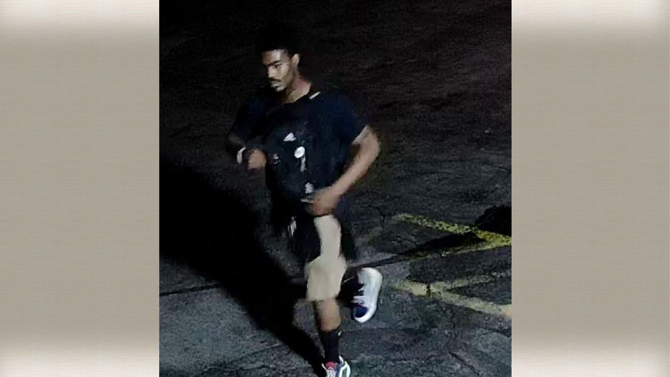 Person of Interest for the Big A's fire that happened on June 21st