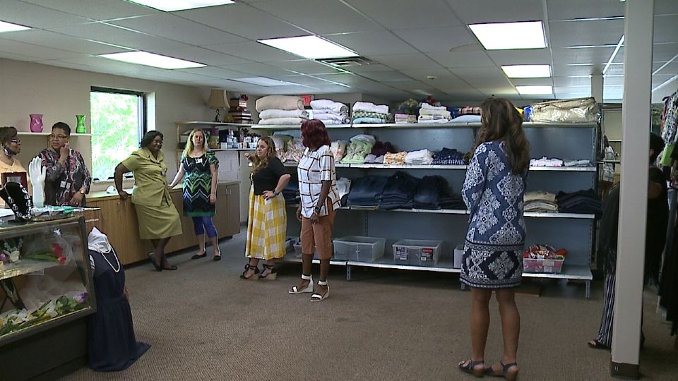 There is a new place to shop in Mercer County that will also help families in need.