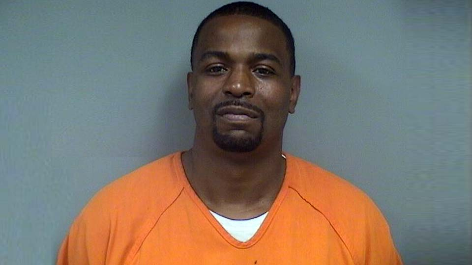 Robert Parker, charged with being a felon in possession of a firearm in Youngstown.