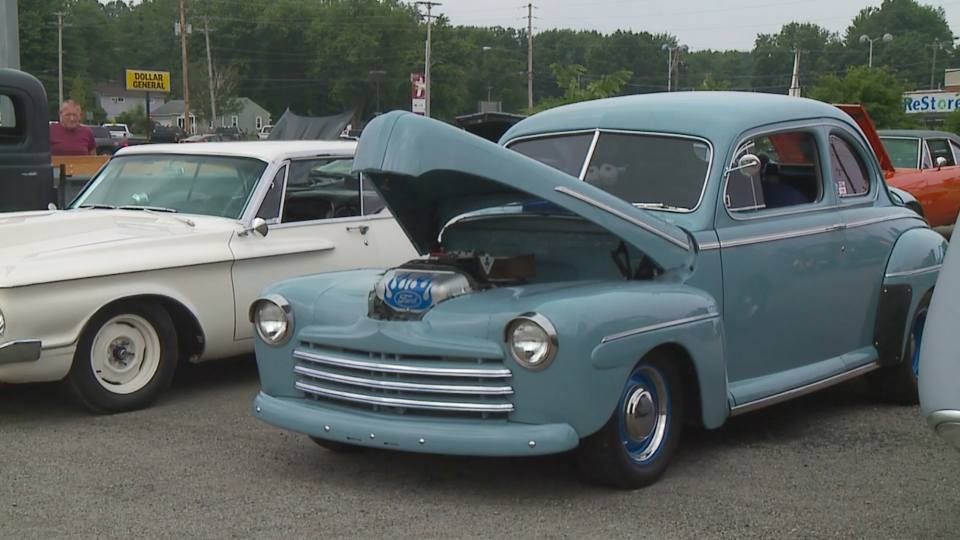 The Super Cruise is a four-day event and began on Thursday with food, entertainment and classic cars.