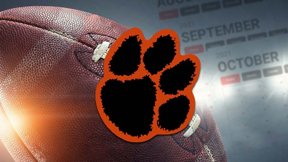 Sharon Tigers High School Football Schedule