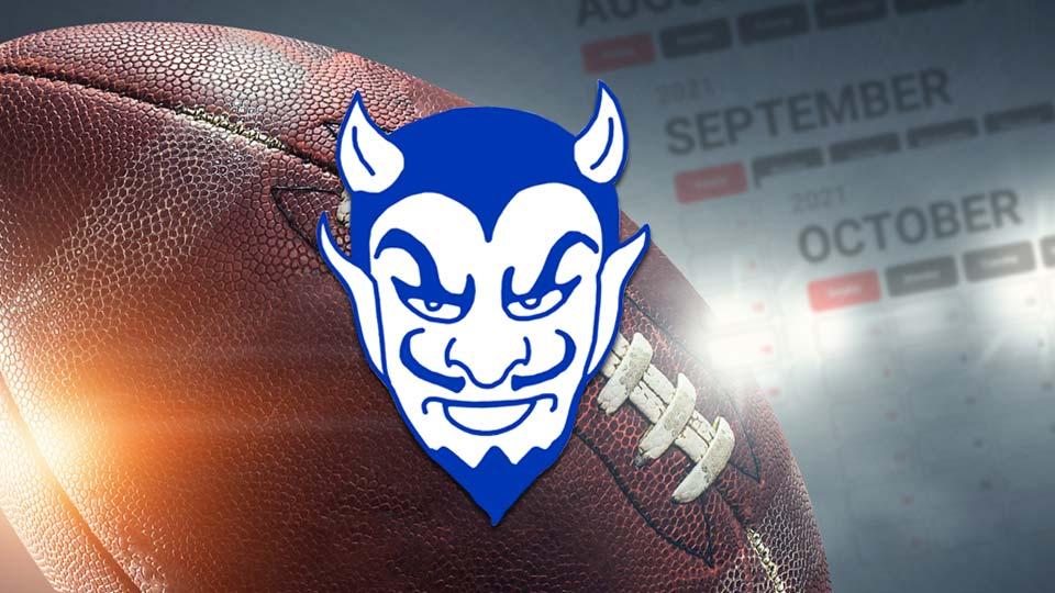 Sharpsville Blue Devils High School Football Schedule