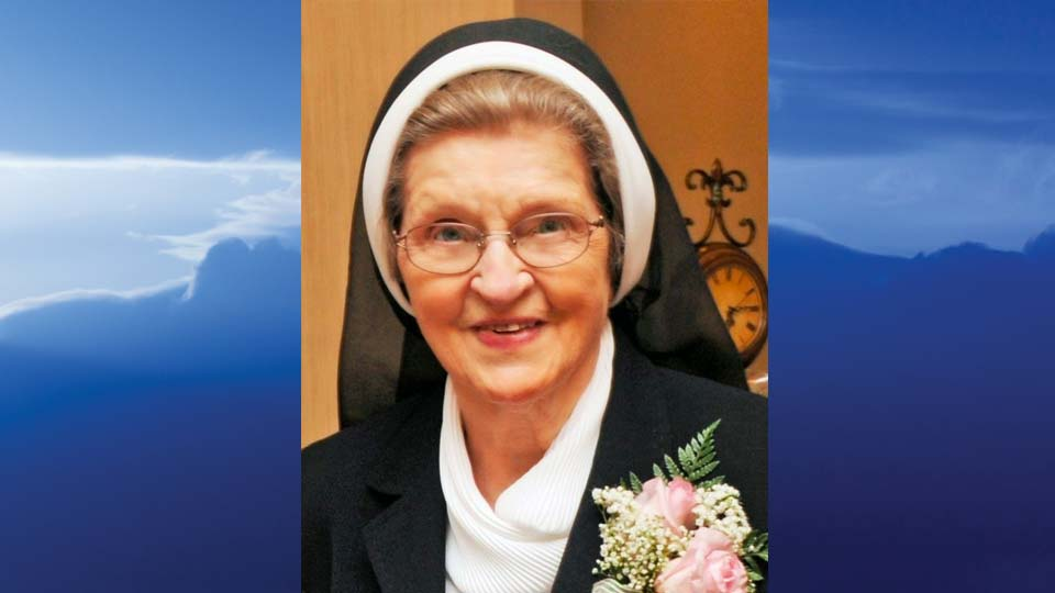 Sister Jerome Corcoran, Youngstown, Ohio - obit