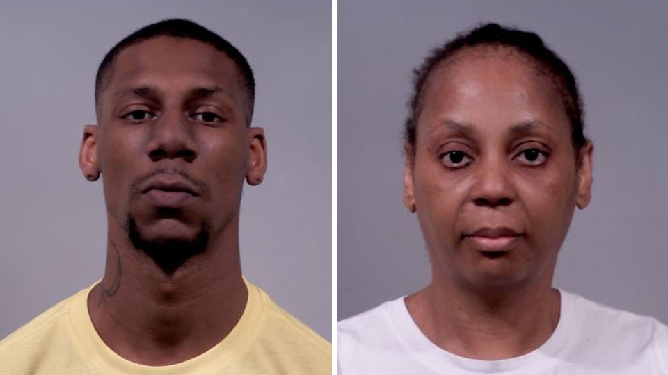 Devon Smallwood and Tanjia Manigault are facing child endangering charges out of Liberty Twp.