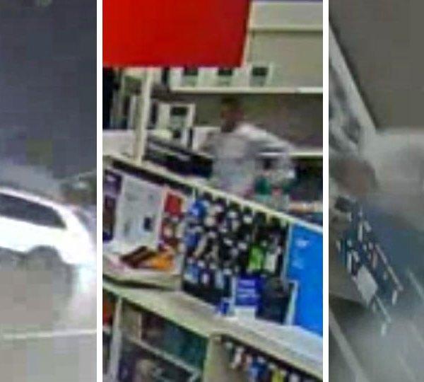 Target burglary in Niles, Ohio