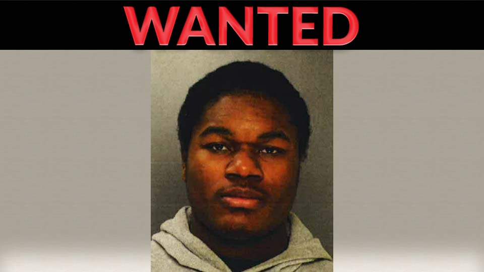 Tyree Mosby, wanted in Sharon for attempted murder