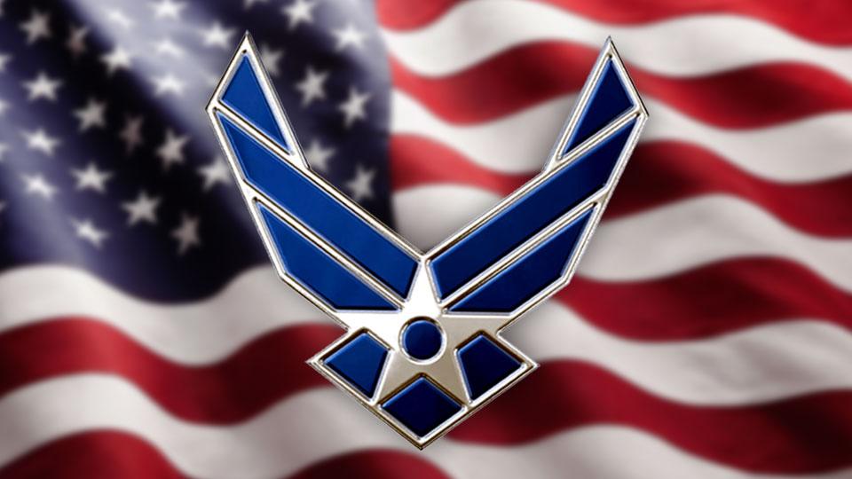 USAF, United States Air Force, Logo, generic