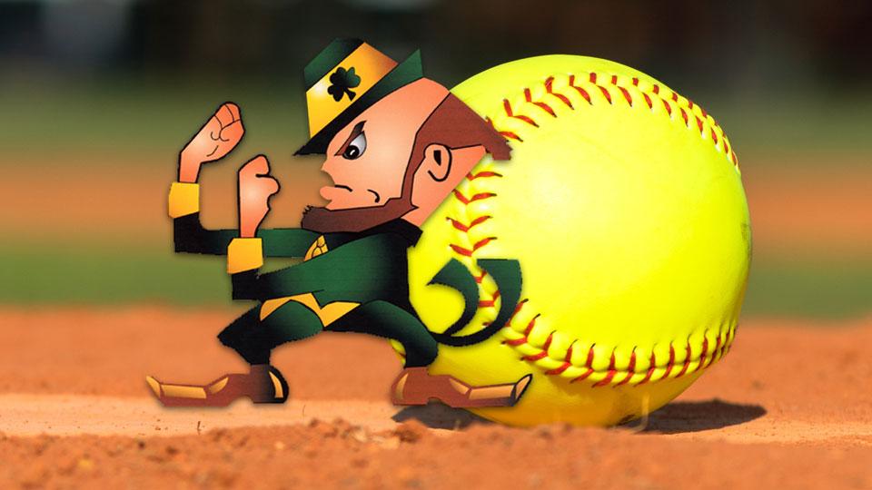 Ursuline Fighting Irish high school softball