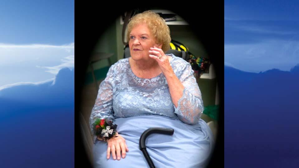Virginia Ellen Gaines, North Benton, Ohio - obit
