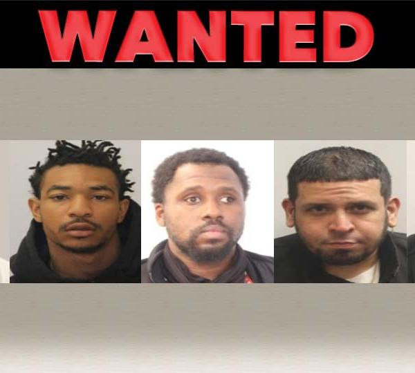 Top Five wanted fugitives for the Youngstown, OH area