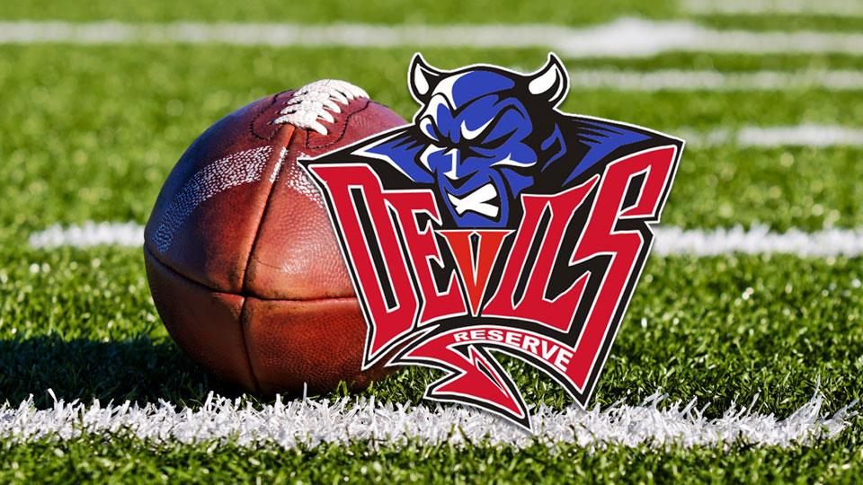 Western Reserve Blue Devils, High School Football