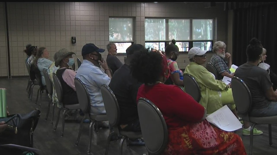 Youngstown covid funds meeting