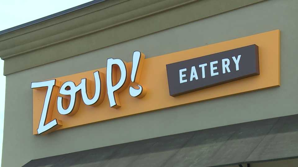 Zoup! Eatery is a Michigan-based company and now there is one in the Valley. in Boardman.
