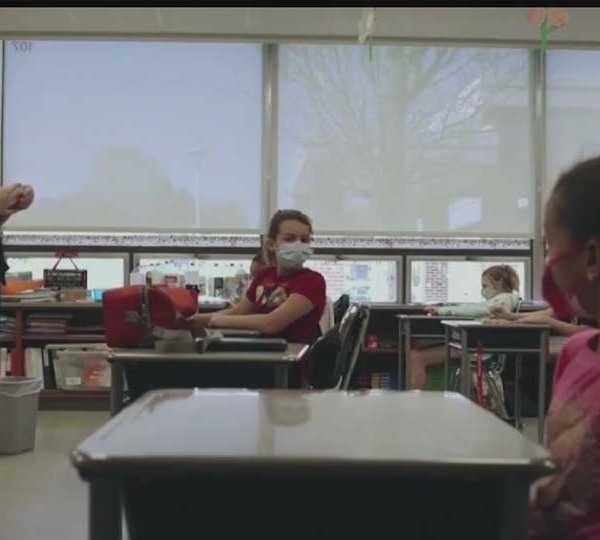 CDC makes decision on mask guidance in schools