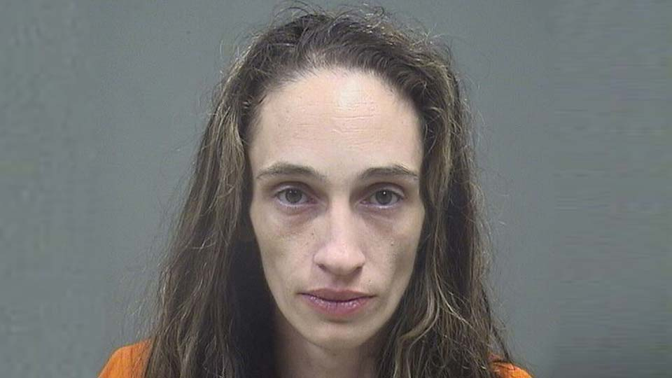 Kristina Marie Swain charged with cocaine possession and drug paraphernalia