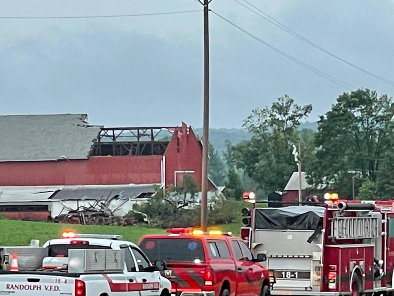 NW Pennsylvania Storm Damage