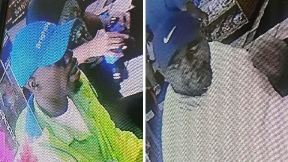 Warren counterfeit check suspects