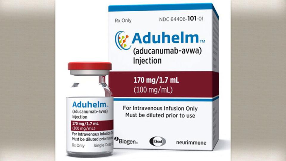 Aduhelm, Alzheimer's drug