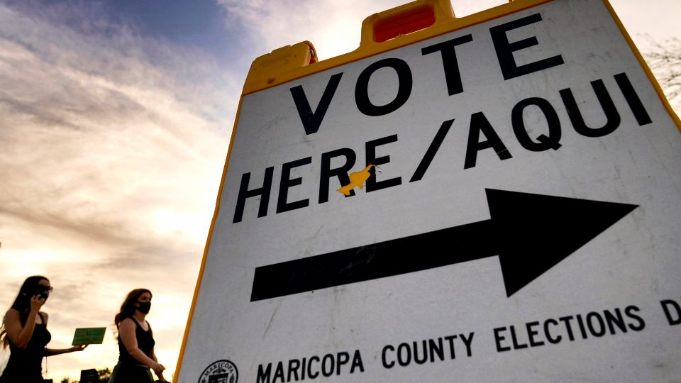 Arizona county election officials have identified fewer than 200 cases of potential voter fraud out of more than 3 million ballots cast in last year's presidential election, undercutting former President Donald Trump's claims of a stolen election as his allies continue a disputed ballot review in the state's most populous county.