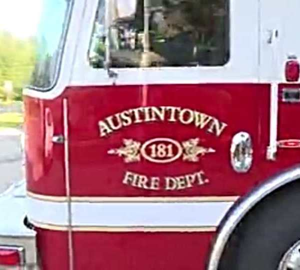 Austintown's Fire Station one will be getting an upgrade thanks to a $50,000 check they received from the Mahoning County Commissioner.