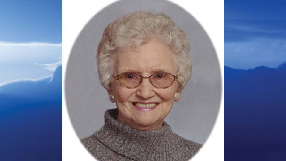 Betty M. Torr, Hermitage, Pennsylvania-obit