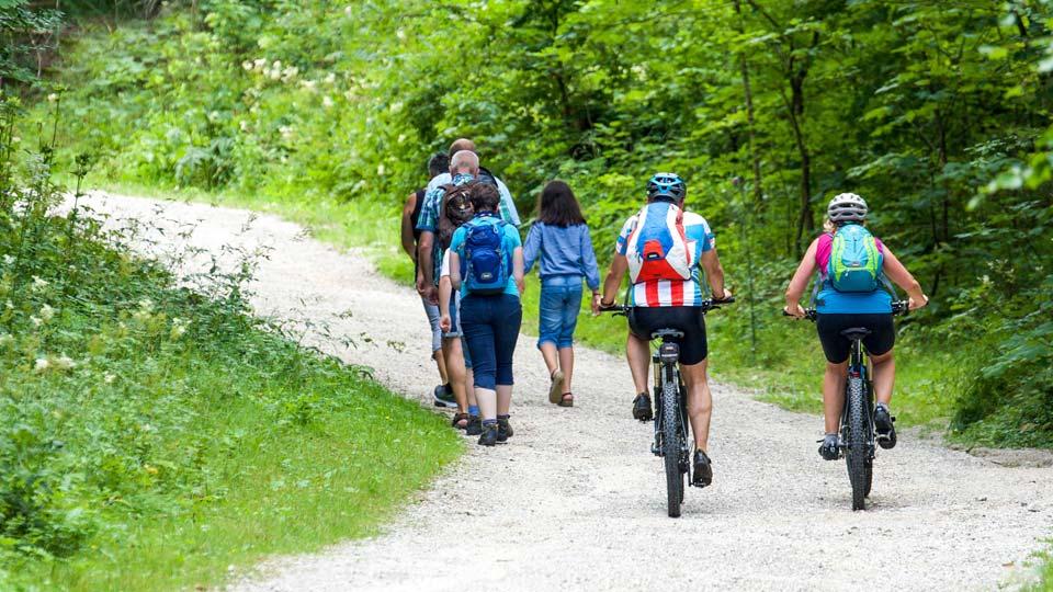 Bike and Hike Trail