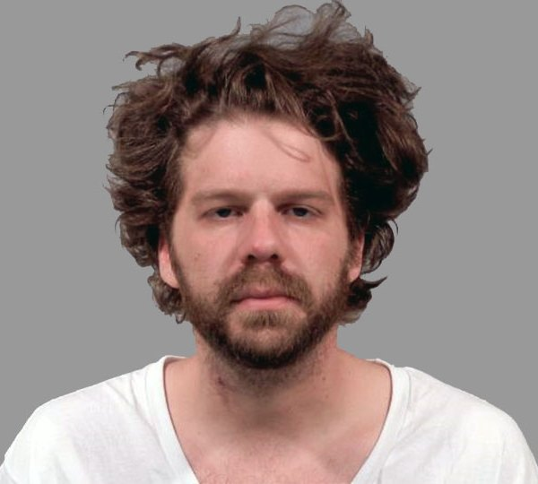 Brandon Raznoff, charged with domestic violence out of Liberty Township