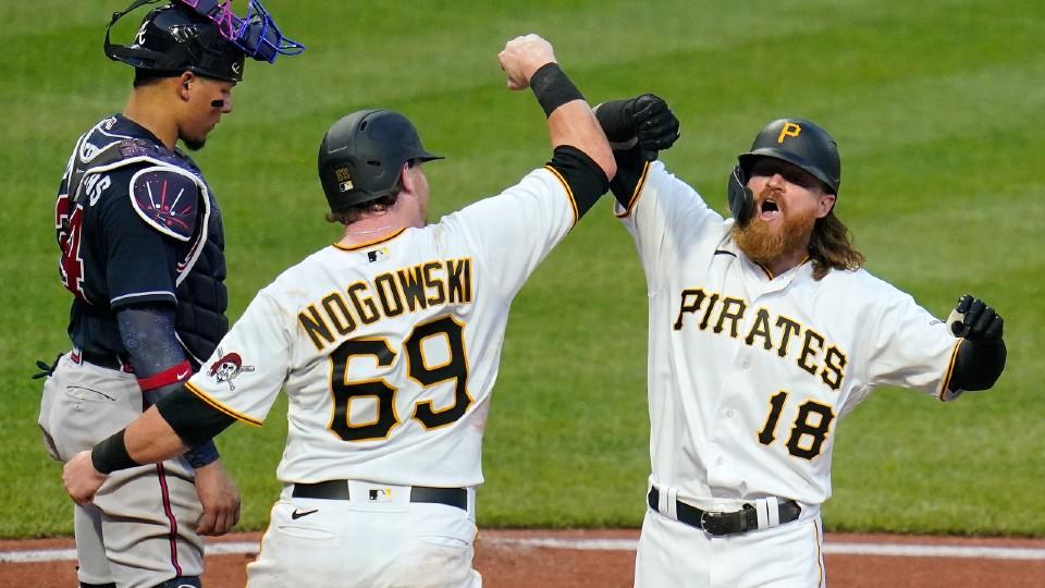 Braves, Pirates baseball